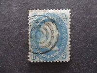 US #63 Used - (4D9) WDWPhilatelic