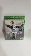 Madden NFL 19 Hall of Fame Edition - Xbox One BRAND NEW!!!