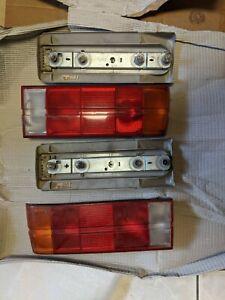 bmw e30 tail lights early