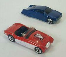 Hot Wheels Mattel Diecast Cars Austin-Healey 2000 and Sedan for McDonalds 1999