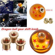 Universal New Dragon Ball Z Rare Custom 54mm Car Auto Shift Knob 7 Star M10x1.5