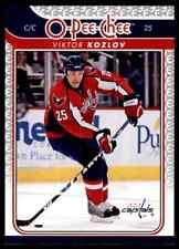 2009-10 O-Pee-Chee Viktor Kozlov #382