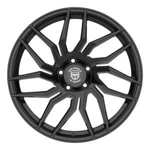 4 HP2 20x10.5 inch Gloss Black Rims fits FORD TAURUS 2010 - 2020