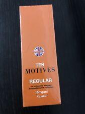 10 Ten motives Regular 16mg/ml