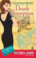 Death Perception (Psychic Eye Mysteries) by Victoria Laurie