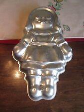 Wilton Cake Pan Shapely Raggedy Ann 502-968 StoryBook Doll Girl