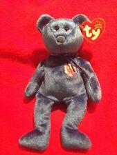 New Ty Beanie Babies Vanda the Bear Singapore Exclusive 2001 ~ MWMT Mint w/ Tags