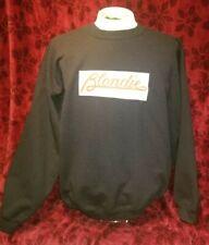XL Blondie Sweatshirt 80s Punk New Wave Pop