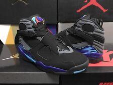 Nike Air Jordan 8 Aqua US9.5 lebron kobe kd db bin undft champion yeezy