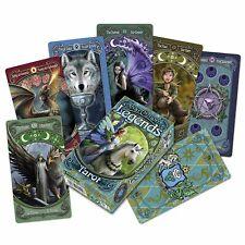 Anne Stokes Legends Tarot Deck Cards