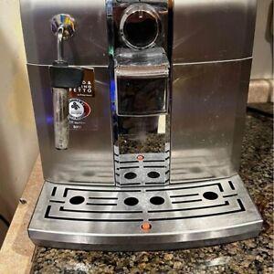 Philips saeco super automatic espresso machine