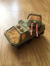 Vintage MATCHBOX ADVENTURE 2000 K-2003 CRUSADER Toy Car Tank - Made In England