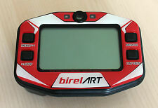 Birel estilo de arte Gel Adhesivo Para Mychron 4-Karting