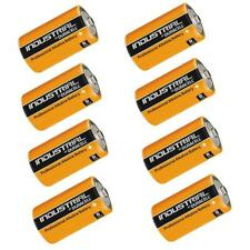 8x Duracell INDUSTRIAL Procell 1.5V Type D Cell MN1300 LR20 Alkaline Batteries