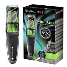 Remington MB6850 Vacuum Beard & Stubble Groomer Trimmer Lithium Powered