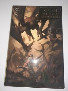 DC JLA Riddle Of The Beast Hardcover New Unread FREE SHIPPING