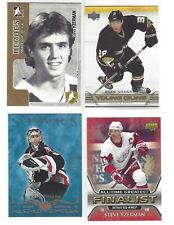 2005-06 ITG Heroes and Prospects #19 Steve Yzerman Detroit Red Wings