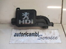 PEUGEOT 206 1.4 HDI 50KW 3P (2005) REMPLACEMENT SILENCIEUX ASPIRATION 9650712480