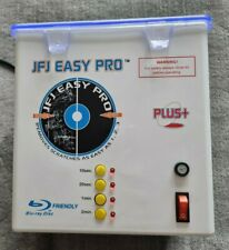 More details for jfj easy pro disc repair machine with accessories - only 6 months old