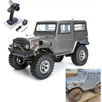 RGT Rc Car 1/10 Scale Electric 4wd Off Road Rock Crawler Climbing Racing Truck