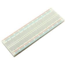 Piastra Sperimentale 830 Contatti Basetta PCB Solderless Breadboard Arduino Tie