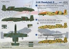 Print Scale 1/48 Fairchild A-10 Thunderbolt II Part 1 # 48072