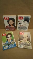 1998 TV Guides A Fond Farewell to Seinfeld Set of 4 Cramer Elaine George Jerry