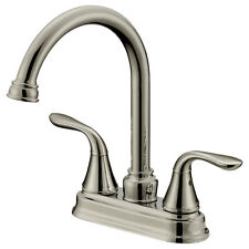 Long Neck Bar/Bathroom Faucets LB6B (4 In Spread) by LessCare