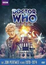 Doctor Who: Death to the Daleks [New DVD] Eco Amaray Case