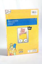 Bart Simpsons Renforce Wende Bettwäsche Bettbezug 135x200 + Kissenbezug 80x80cm