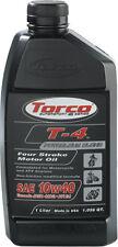 New listing Torco T-4 4-Stroke Motor Oil 10W-40 1L T611040Ce