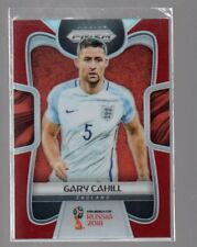 Gary Cahill 2018 PANINI PRIZM WORLD CUP RED PRIZMS #64 /149 England