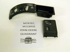 John Deere STX46 STX38 Sabre Gear Shifter Quadrant M74797 M119935