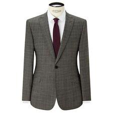JOHN LEWIS - BNWT - KIN Carter Check Peak Grey Jacket - 38 Short Slim Fit