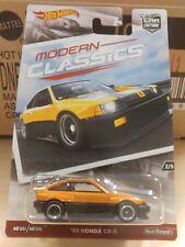 85 Honda CR-X 2017 Hot Wheels Car Culture Modern Classics