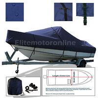 Maxum 2400 SC3 Cuddy Cabin I/O Trailerable Boat Cover Navy