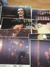Lobby Card set of 8~ THE BOOGENS ~Fred McCarren ~Rebecca Balding ~Jeff Harlan