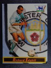 MERLIN INGLESAS PREMIER LEAGUE 1993-1994 - RICHARD EDGHILL Manchester City #52