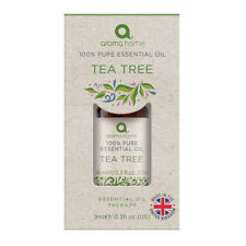 Aroma Home Tea Tree 100 Pure Essential Oil Therapy - 9ml
