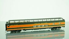 Walthers Great Northern Empire Builder Great Dome View Lounge HO scale