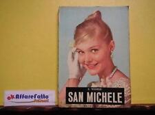 D 5.188 LIBRO SAN MICHELE DI E WERNER 1965
