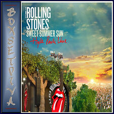 THE ROLLING STONES- SWEET SUMMER SUN - DELUXE EDITION  **BRAND NEW **