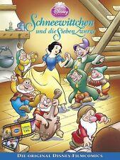 BamS-Edition, Disney Filmcomics: Schneewittchen und die sieben Zwerge von Walt Disney (2012, Gebunden)