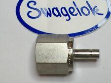 """New listing Cajon Swagelok Stainless Steel Tube Adapter, 1/4"""" Tube x 3/8"""" Fnpt, Ss-4-Ta-7-6"""