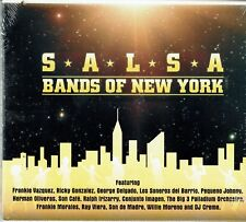 Salsa Bands of New York  BRAND  NEW SEALED  CD