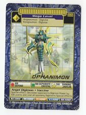 Rare 2002 Digimon Digi-Battle Card Game Series 6 Ophanimon BO-294 Gold Text NM