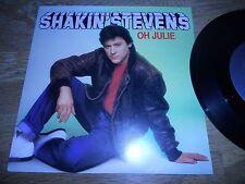 "SHAKIN´ STEVENS ""OH JULIE / I´M KNOCKIN´"" DUTCH PRESSED 1981 SINGLE EPIC RECORDS"