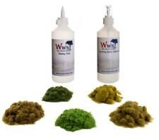 More details for wws static grass embankment & glue kit – model railway wargame terrain diorama