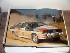 Buch Book - Rallye 6x6 Opel Irmscher Lancia Stratos Porsche Fiat Audi Röhrl TOP