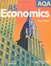 AQA AS Economics: Textbook Unit 2,Ray Powell